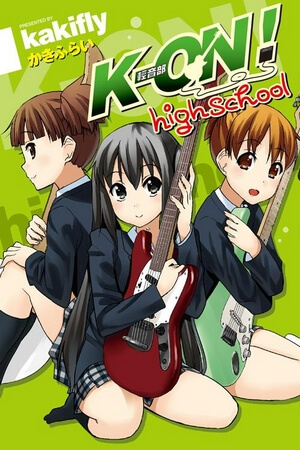 K-ON! - High School