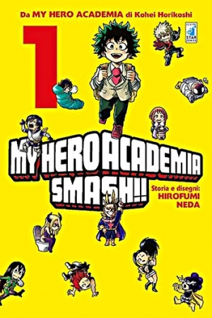 Boku no Hero Academia Smash!!